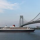 queen mary 2 by marianne troia