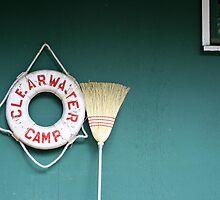 Clearwater Camp by Lynne Prestebak