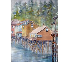 Ketchikan, Alaska Photographic Print