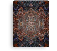 Red Stone 6 Canvas Print