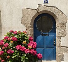 No.4 in Piriac-sur-Mer, France by Elaine Teague