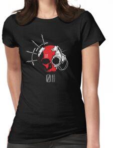 Mk.01 Skull Womens Fitted T-Shirt