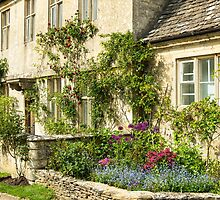 Cotswold Cottage Garden  by Nick Jenkins