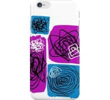 abstract 01 iPhone Case/Skin