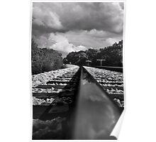 Rail Road Poster
