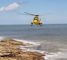 Seaking Air Sea Rescue by Richard Hanley www.scotland-postcards.com