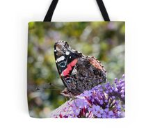 'Red Admiral' Tote Bag
