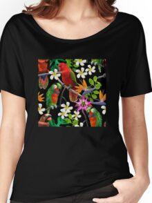 Parrot Women's Relaxed Fit T-Shirt