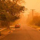 Dust Storm by Helen Martikainen