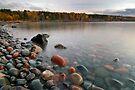 Red Rocks. by Michael Treloar