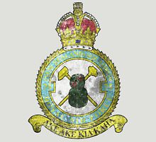 75(NZ) Squadron RAF Full Colour crest VINTAGE T-Shirt