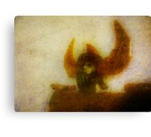 Shogun Warrior Canvas Print