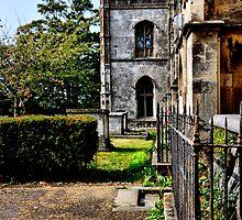 Beccles Church in Town Center by Karen  Betts