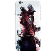 Red Hunter iPhone Case/Skin
