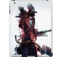 Red Hunter iPad Case/Skin