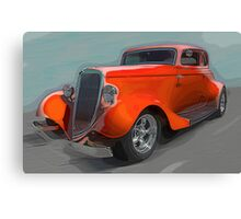 A Good Day For Cruising Canvas Print