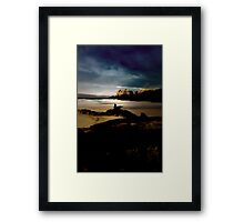 Fourth Movement.: Selkie Framed Print