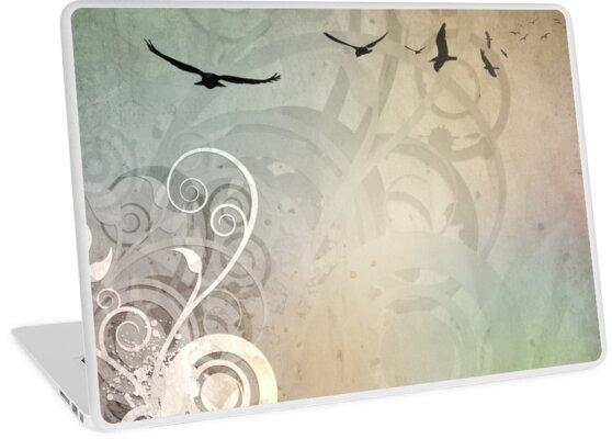 Birds In Flight by Phil Perkins