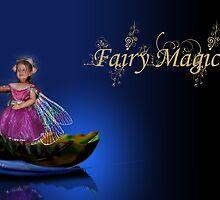 Fairy Magic Leaf Fairy by R. Fyfe