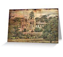 Powderham Castle Greeting Card