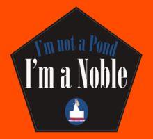 I'm a Noble Kids Tee