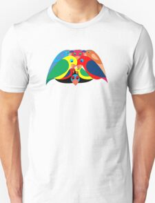Colourful parrots T-Shirt