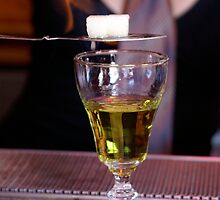 Flaming Absinthe by Kirstyshots