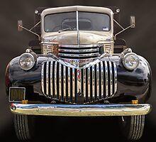 Chevy Maple Leaf Truck by Keith Hawley