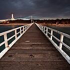 Point Lonsdale Victoria Australia  by Lee Duguid