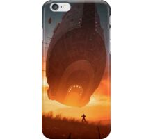 Invasion iPhone Case/Skin