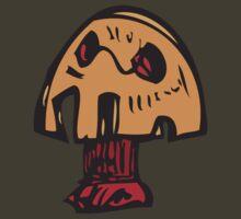 Crazy Mushroom by fishbrain