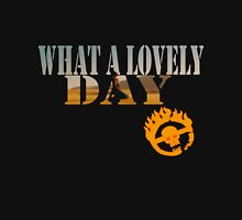 What A Lovely Day Mens V-Neck T-Shirt
