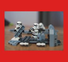 Troop Trouble Kids Tee