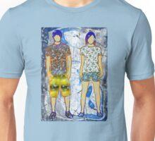 Girls and boys fashion Unisex T-Shirt