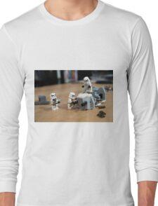 Shortcuts? Long Sleeve T-Shirt
