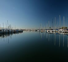 SOUTH PERTH MARINA by FLYINGSCOTSMAN