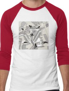 Home Improvement Men's Baseball ¾ T-Shirt