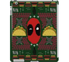 Tis the season for a Merc'! iPad Case/Skin