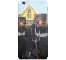 Tasmanian Gothic iPhone Case/Skin
