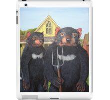 Tasmanian Gothic iPad Case/Skin