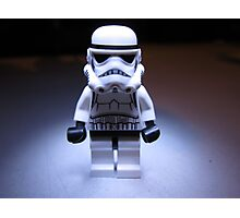 Dave Stormtrooper - Beam Me Up Photographic Print