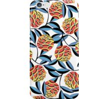 romantic flowers iPhone Case/Skin