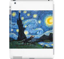 Starry Tasmanian night iPad Case/Skin