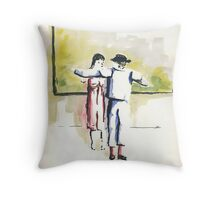 Once upon a time .....    3 Throw Pillow