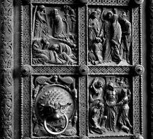 Spiritual Entrance, Bremen, Germany by Norman Repacholi
