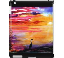 Colours of Sunset   iPad Case/Skin