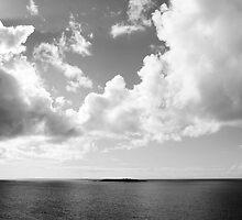 Island Sky by fishbrain