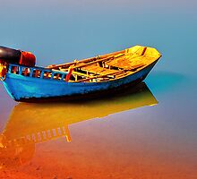 River Poems #5 by Prasad