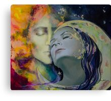 Another Kind Of Rhapsody Canvas Print