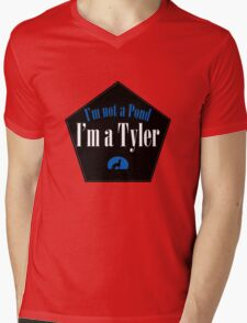 I'm a Tyler Mens V-Neck T-Shirt